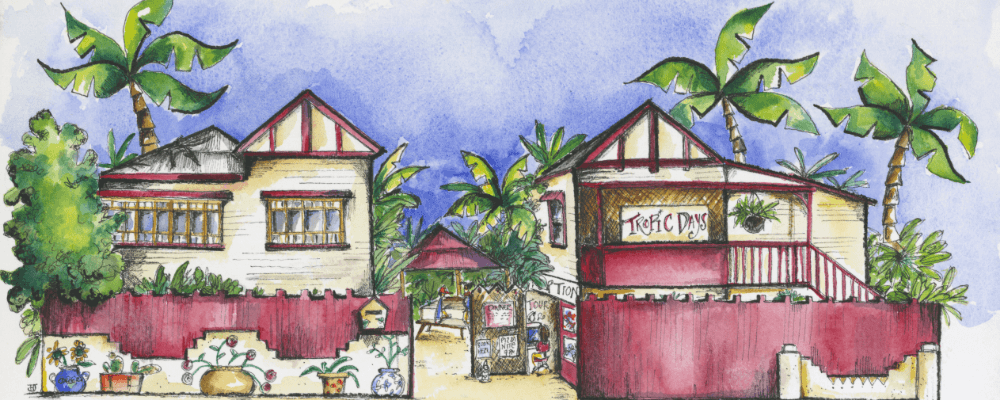 tropic days cairns hostel