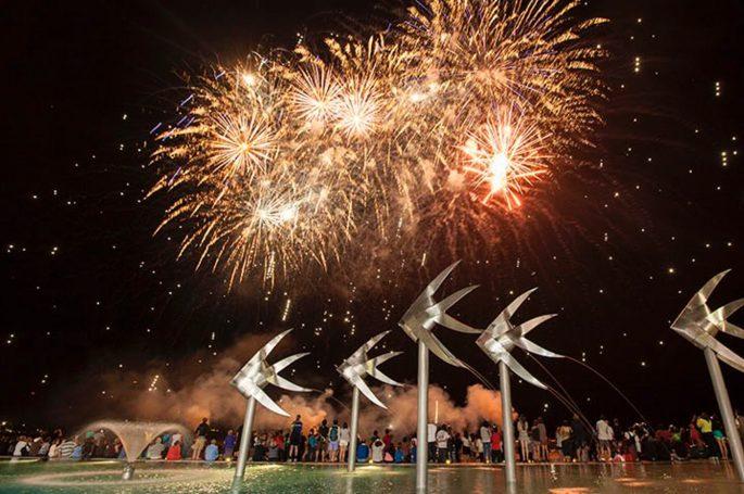 cairns fireworks